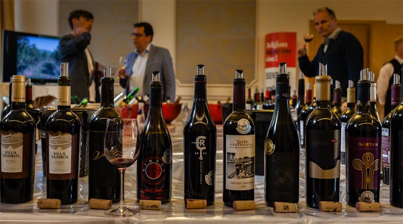 Concurso de vinos de Sacramento