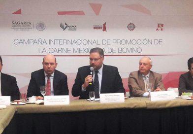 La carne mexicana llegará a más países con nueva estrategia