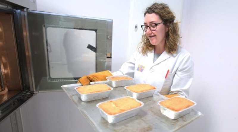 Acidificación y adición de proteínas para mejorar las características de alimentos sin gluten