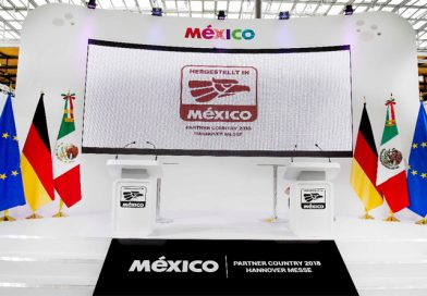 México hace negocios por 700 mdd en la feria Hannover 2018