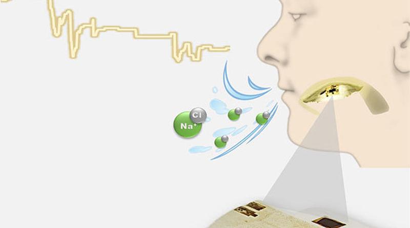 Miden el consumo de sal con un novedoso sensor bucal