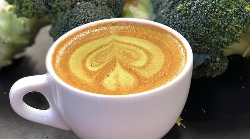 Consumo de verduras anti-cáncer a través del café