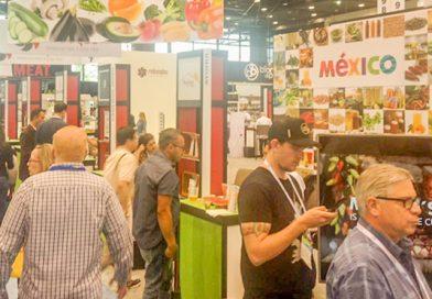 Agroproductores mexicanos logran ventas por 6.8 mdd en feria de EU
