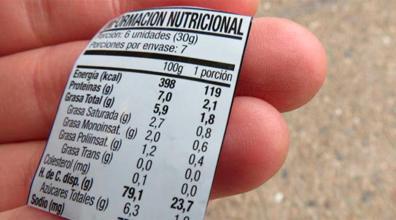 Cambio de etiquetado para combatir obesidad, proponen expertos