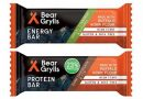 Tobar & Bear Grylls launch insect energy bar
