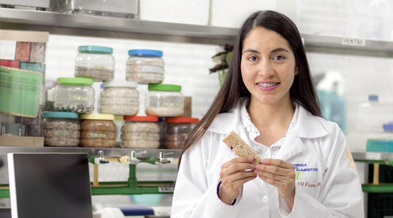 Crean barra nutritiva que fortalece el sistema inmune
